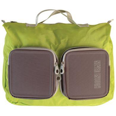 FOLDABLE BAG - NV563-FOLDABLE TOTE BAG WITH EVA HARD COVER - Bag Manufacturer Hong Kong